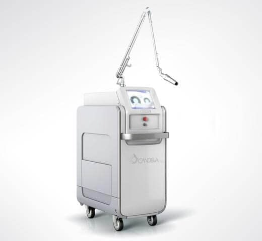 A picture of the PicoSure Tattoo Removal Device
